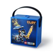 Ланч-бокс Лего Некзо Найтс с ручкой 3,1 л 40511734