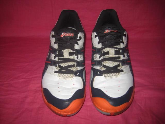 Фирменные кроссовки Asics (оригинал) - 40,5 размер фото №1