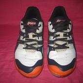 Фирменные кроссовки Asics (оригинал) - 40,5 размер
