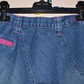 Юбка джинсовая Р.О.Р. Рост: 146 см.