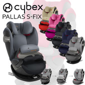 Автокресло Cybex Pallas S-Fix Gold (9-36 кг)