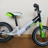 """Детский беговел (велобег) Azimut Balance Air 16"""" зеленый"""