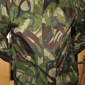 Стильная фирменная курточка плащевка ветровка  милитари бренд Walk Safari  л.