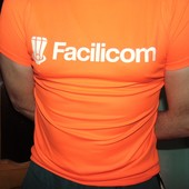 Спортивная фирменная термо футболка  Pro Touch.м-л .