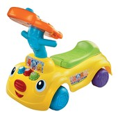 VTech Машинка-Каталка со съемной музыкальной панелью sit-to-stand smart cruiser toy