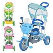 Детский трехколесный велосипед B 3-9 / 6012