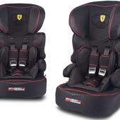 Прокат автокресла автокрісла Ferrari 9-36 кг Франція