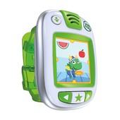 LeapFrog Часы компьютер с питомцем 4-7 лет фитнес-трекер  для детей leapband activity tracker green