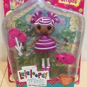 Кукла Minilalaloopsy серии Сладкоежки - Ириска с аксессуарами