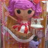 Кукла Lalaloopsy серии Lalabration - Смешинка с аксессуарами