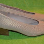 Туфли на каблуке Hogl 4 1/2 р., 24.5 см