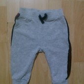 Фирменные спортивные штаны 1 год