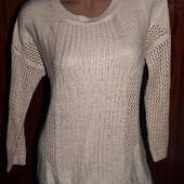 Классный свитер на 2 длины