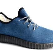 Кроссовки, кеды джинсовые - летние (RE-135)
