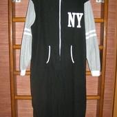 Пижама флисовая,мужская, размер XL/XXL рост до 185 см