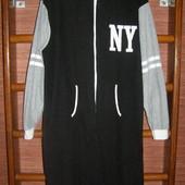 Пижама флисовая,мужская, размер XL/XXL рост до 195 см