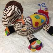 Развивающая зебра