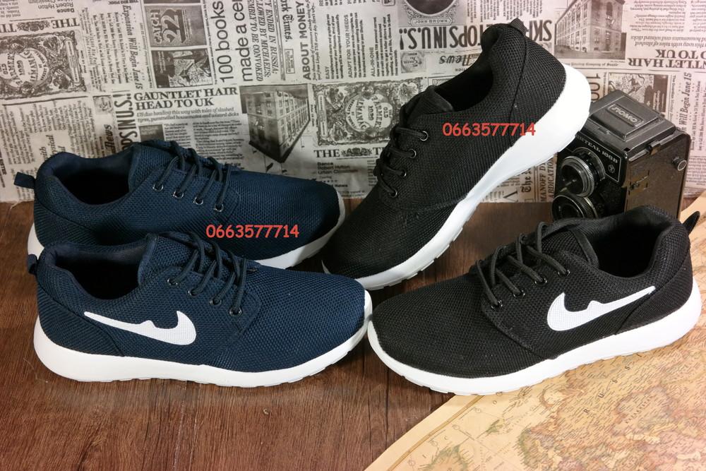 Ультралегкие мужские кроссовки в стиле Nike. Два цвета в наличии! 41-45 фото №1