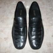 30 см. стелька Туфли Collezione кожаные лоферы