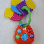 Музыкальный брелок  Little Tikes с ключиками