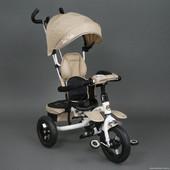 Бест Фара 6699 велосипед детский Best Trike трехколесный поворотное сидение