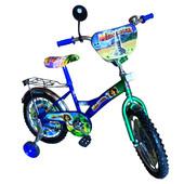 Мустанг Мадагаскар детский велосипед Mustang  18 20 дюймов