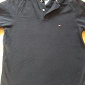 Тениска фирменная Tommy Hilfiger р.46S