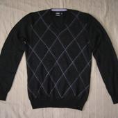 Celio (S) кашемировый джемпер свитер мужской