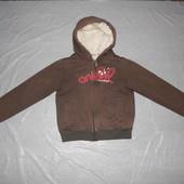 р. 152-158-164, куртка бомбер с мехом Animal, демисезонная куртка