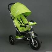 Детский трехколесный велосипед коляска Best Trike 698