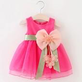 Нарядное платье 1-2года