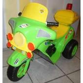 Мотоцикл Ямаха 372 Детский электромобиль 3 цвета
