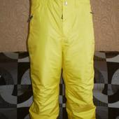 Термо полу комбинезон, штаны, рост 164-172, М, смотрим замеры.