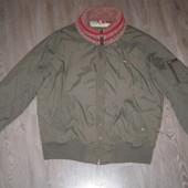 Tommy Hilfiger мужская куртка М- L-размер. Оригинал