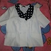 Блуза 50 р (см. замеры)