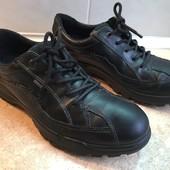 Туфли кроссовки Ecco с gore-tex размер 43 по стельке 29см, отл.сост.