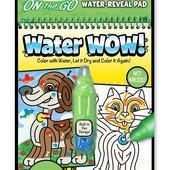 Melissa&Doug Многоразовая водная раскраска домашние любимцы on the go water wow! pet mazes