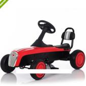 Детский веломобиль-машина M 3413-3, красный