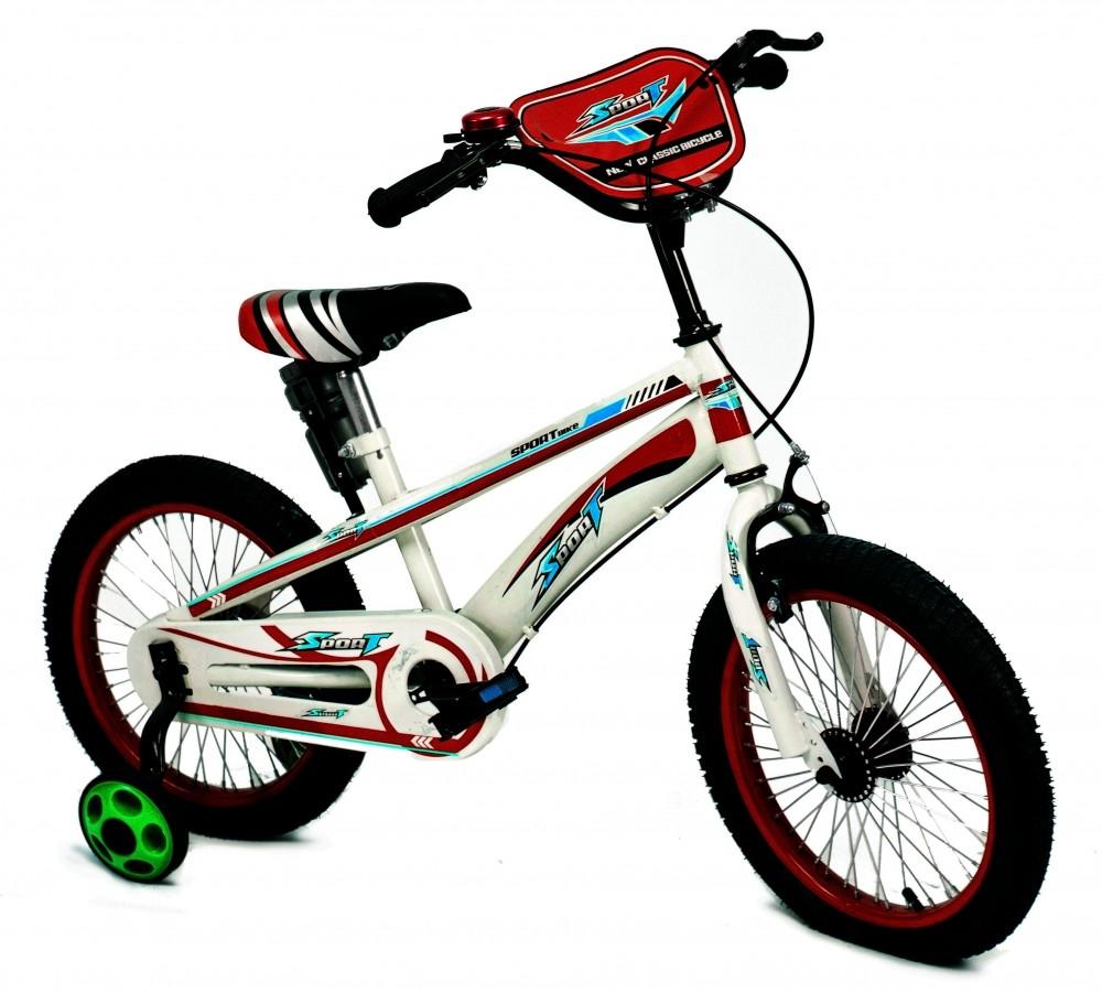 Велосипед детский 16 дюймов 16-tz-001 фото №1
