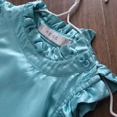 Reiss блуза 100%silk шелк. Оригинал