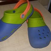 Кроксы Crocs kids' electro ll clog, размер J1 ,на 31-32, по стельке 20-20,5 см Оригинал!