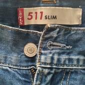 Джинсы мужские LEVI'S, 511 модель, оригинал
