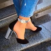 Код л2357 Шикарні туфлі Olimpia