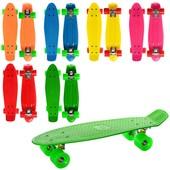 Скейт (пенни борд, penny board) MS 0848-1