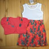 Детское нарядное платье для девочки Beebaby (Бибеби)