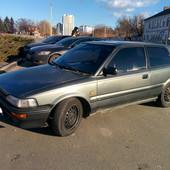 Продаю Toyota Corolla. 1988 год.