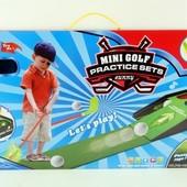 Набор для игры в гольф, свет, в коробке63,5*33,5*9см