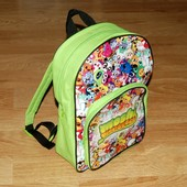 Moshi Monsters (33*23 см) яркий рюкзак для ребенка