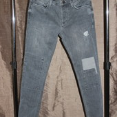 подростковые пацанячые штаны зауженые