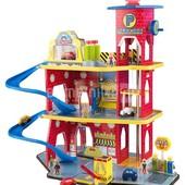 KidKraft Детский игровой набор Паркинг Делюкс deluxe garage set 17481